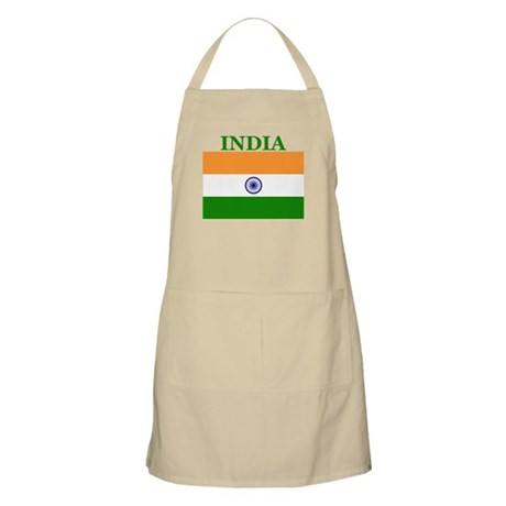 India BBQ Apron