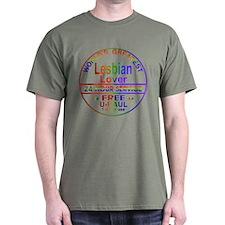Greatest Lesbian Lover - T-Shirt