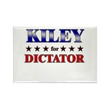 KILEY for dictator Rectangle Magnet