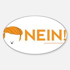 NEIN! Trump Decal