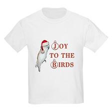 Christmas Holiday Cockatoo T-Shirt