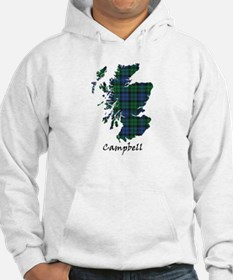 Map - Campbell Hoodie