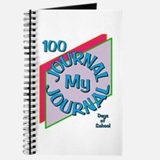 100th Day of School Journal. Circle Pencil
