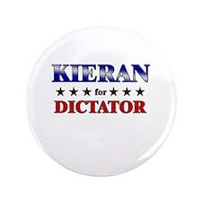 """KIERAN for dictator 3.5"""" Button"""