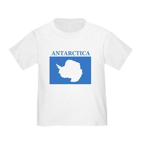 Antarctica Toddler T-Shirt