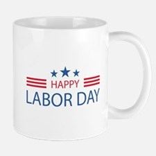 Happy Labor Day Mug