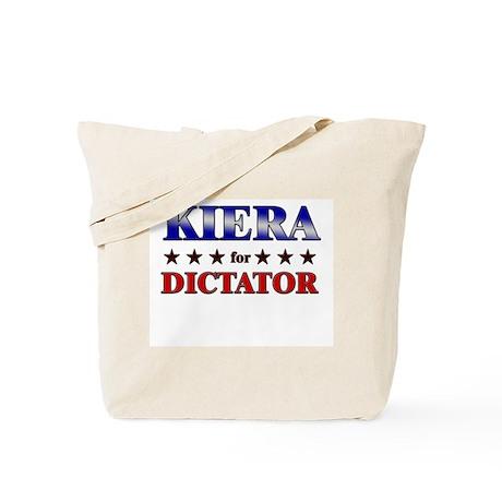 KIERA for dictator Tote Bag