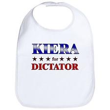 KIERA for dictator Bib