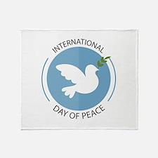 Day Of Peace Stadium Blanket