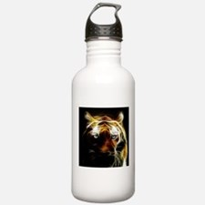 Glow Tiger Water Bottle