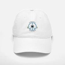 Day Of Peace Baseball Baseball Cap