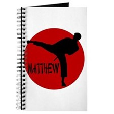Matthew Martial Artist Journal