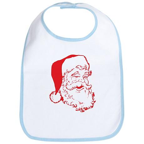 Santa Claus Clip Art Bib