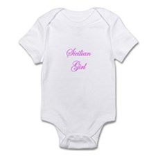 Sicilian Girl Infant Bodysuit