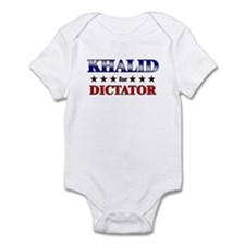 KHALID for dictator Infant Bodysuit
