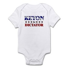 KEYON for dictator Infant Bodysuit