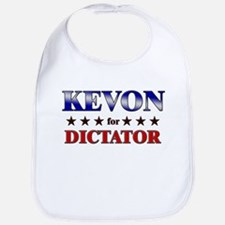 KEVON for dictator Bib