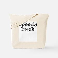 Speedy B Censored Tote Bag