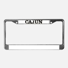 The Cajun Navy Neighbors Helpi License Plate Frame