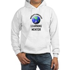 World's Greatest LEARNING MENTOR Jumper Hoody