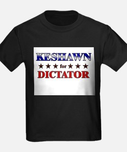 KESHAWN for dictator T