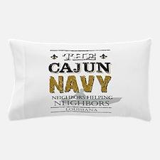 The Cajun Navy Neighbors Helping Neigh Pillow Case