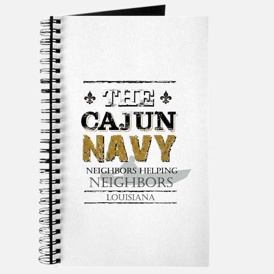 The Cajun Navy Neighbors Helping Neighbors Journal