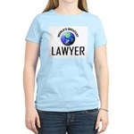 World's Greatest LAWYER Women's Light T-Shirt