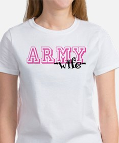 Army Wife - Jersey Style Women's T-Shirt