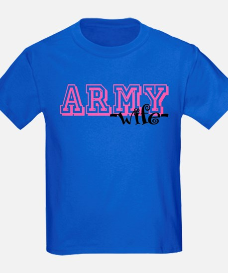 Army Wife - Jersey Style T