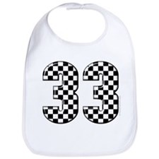 Racing Number #33 Bib