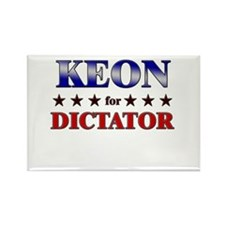 KEON for dictator Rectangle Magnet
