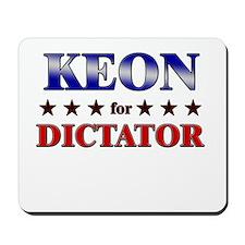 KEON for dictator Mousepad