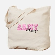 Army Mom - Jersey Style Tote Bag