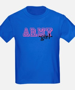 Army Grl - Jersey Style T