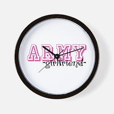 Army GF - Jersey Style Wall Clock