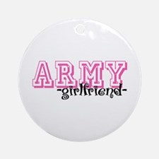 Army GF - Jersey Style Ornament (Round)
