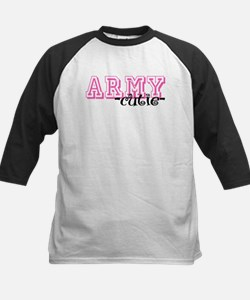 Army Cutie - Jersey Style Tee