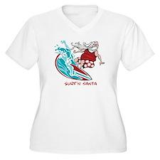 Surf'n Santa T-Shirt