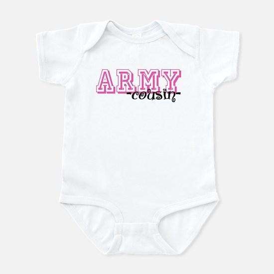 Army Csn - Jersey Style Infant Bodysuit