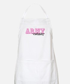 Army Csn - Jersey Style BBQ Apron