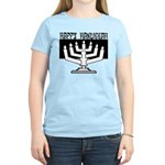 Happy Hanukkah Women's Light T-Shirt