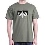 Happy Hanukkah Dark T-Shirt