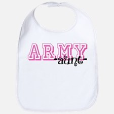 Army Aunt - Jersey Style Bib