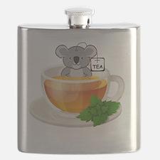 Funny Koala bear Flask