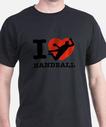 I love Handball T-Shirt