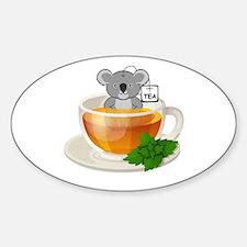 Koala-Tea (Quality) Decal