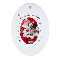Saber:Santa's Helper Ornament