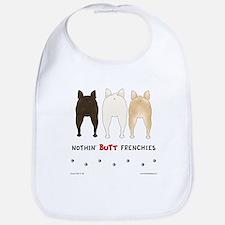 Cute French bulldog Bib