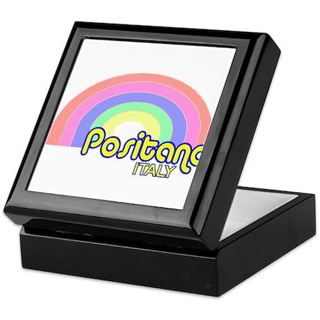 Positano, Italy Keepsake Box